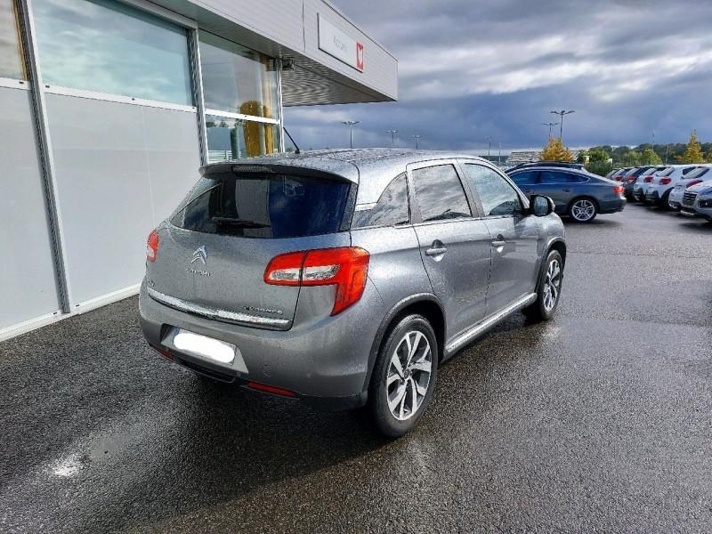 Photo 4 de l'offre de CITROEN C4 AIRCROSS 1.6 E-HDI115 4X4 EXCLUSIVE à 13490€ chez Carlyss automobiles Vitré
