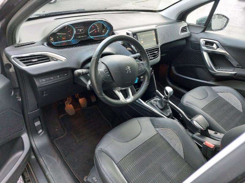 Photo 7 de l'offre de PEUGEOT 2008 1.6 E-HDI115 FAP ALLURE à 12290€ chez Carlyss automobiles Vitré