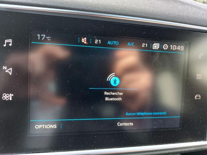 Photo 20 de l'offre de PEUGEOT 308 1.5 BLUEHDI 130CH S&S GT LINE EAT8 à 21790€ chez Carlyss automobiles Vitré