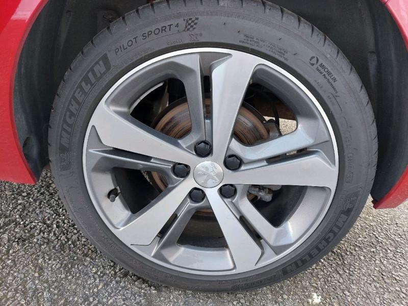 Photo 8 de l'offre de PEUGEOT 308 1.5 BLUEHDI 130CH S&S GT LINE EAT8 à 21790€ chez Carlyss automobiles Vitré