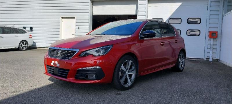Photo 5 de l'offre de PEUGEOT 308 1.5 BLUEHDI 130CH S&S GT LINE EAT8 à 21790€ chez Carlyss automobiles Vitré