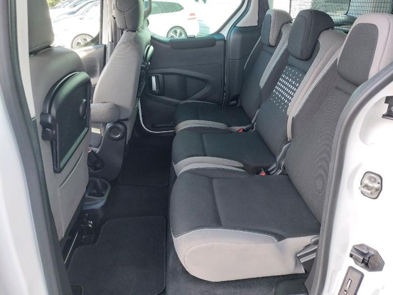 Photo 8 de l'offre de CITROEN BERLINGO BLUEHDI 120CH SHINE S&S à 13990€ chez Carlyss automobiles Vitré
