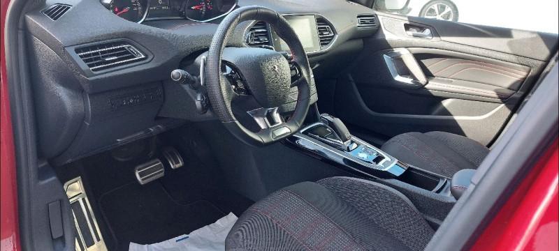 Photo 11 de l'offre de PEUGEOT 308 1.5 BLUEHDI 130CH S&S GT LINE EAT8 à 21790€ chez Carlyss automobiles Vitré
