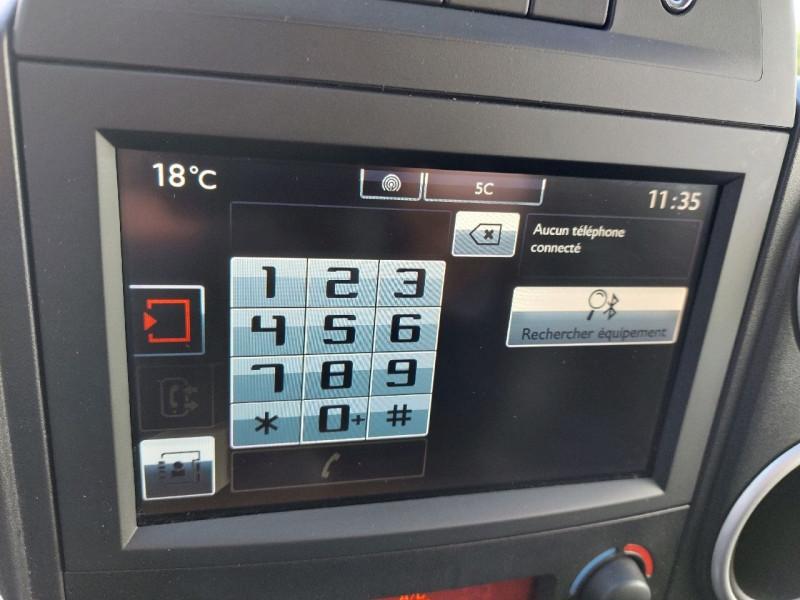 Photo 14 de l'offre de CITROEN BERLINGO BLUEHDI 120CH SHINE S&S à 13990€ chez Carlyss automobiles Vitré
