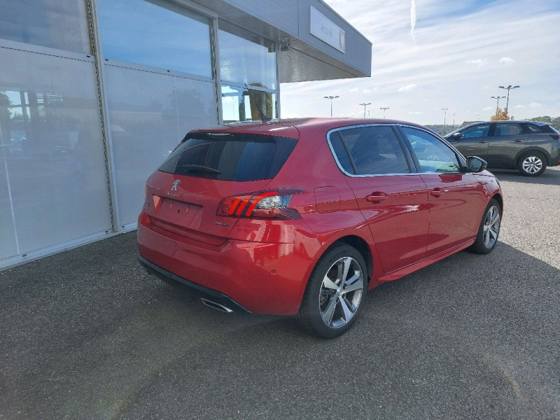 Photo 3 de l'offre de PEUGEOT 308 1.5 BLUEHDI 130CH S&S GT LINE EAT8 à 21790€ chez Carlyss automobiles Vitré
