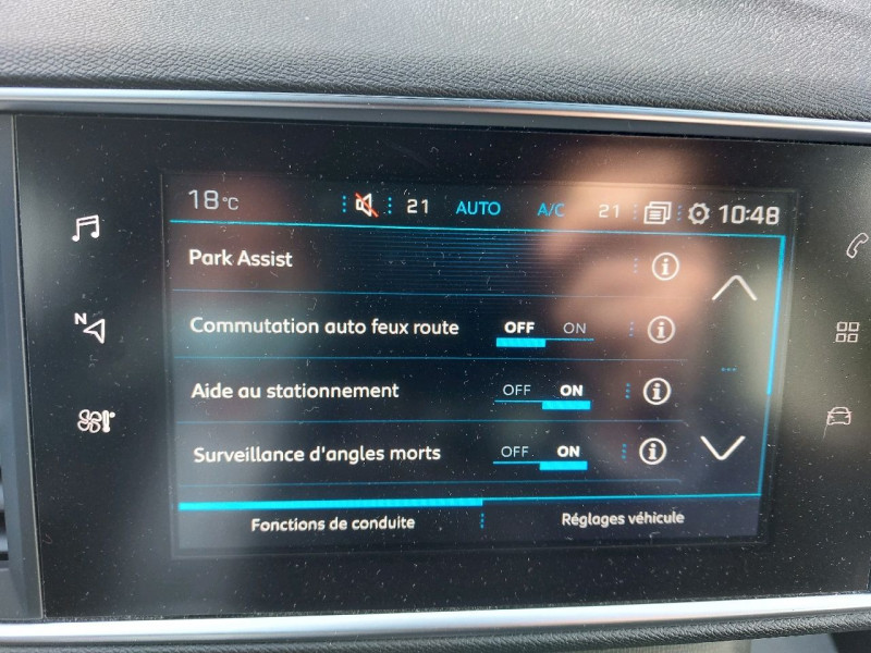 Photo 14 de l'offre de PEUGEOT 308 1.5 BLUEHDI 130CH S&S GT LINE EAT8 à 21790€ chez Carlyss automobiles Vitré