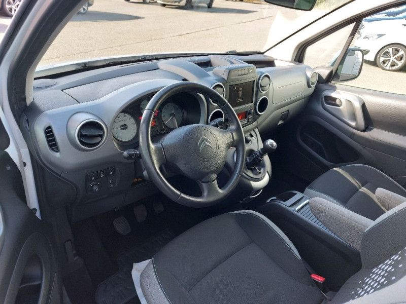 Photo 7 de l'offre de CITROEN BERLINGO BLUEHDI 120CH SHINE S&S à 13990€ chez Carlyss automobiles Vitré