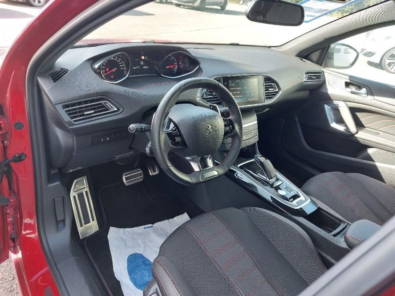 Photo 9 de l'offre de PEUGEOT 308 1.5 BLUEHDI 130CH S&S GT LINE EAT8 à 21790€ chez Carlyss automobiles Vitré