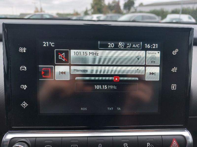 Photo 18 de l'offre de CITROEN C4 CACTUS BLUEHDI 100 SHINE à 11990€ chez Carlyss automobiles Vitré