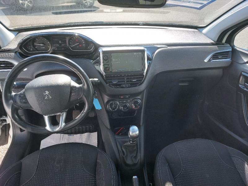 Photo 10 de l'offre de PEUGEOT 208 1.6 BLUEHDI 120CH ALLURE S&S 5P à 13990€ chez Carlyss automobiles Vitré