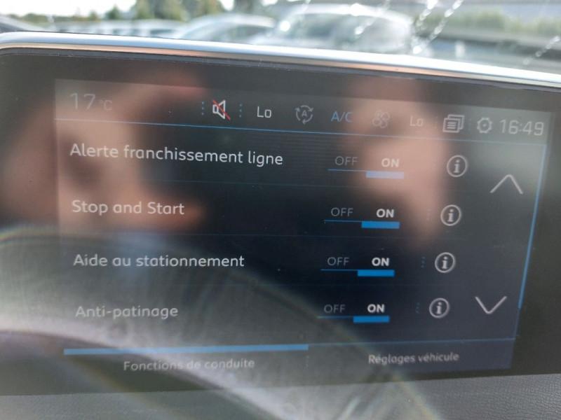 Photo 11 de l'offre de PEUGEOT 3008 1.5 BLUEHDI 130CH E6.C ACTIVE S&S à 20990€ chez Carlyss automobiles Vitré