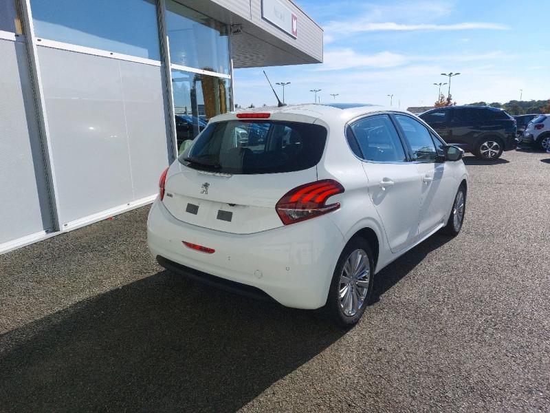 Photo 3 de l'offre de PEUGEOT 208 1.6 BLUEHDI 120CH ALLURE S&S 5P à 13990€ chez Carlyss automobiles Vitré