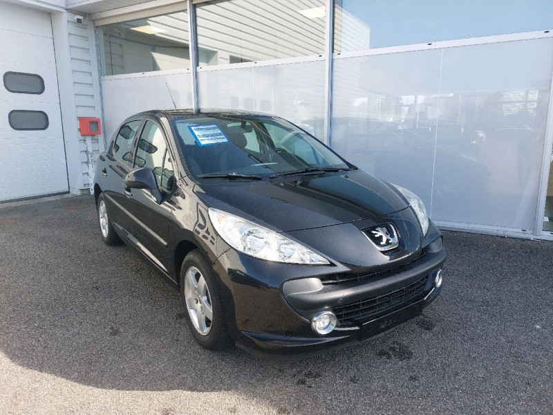 Peugeot 207 1.4 URBAN 5P Essence NOIR Occasion à vendre