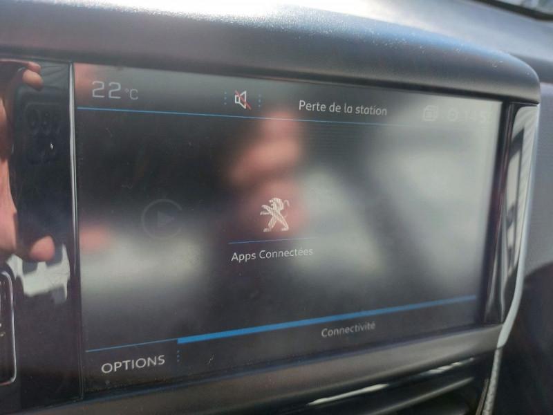 Photo 15 de l'offre de PEUGEOT 208 1.6 BLUEHDI 120CH ALLURE S&S 5P à 13990€ chez Carlyss automobiles Vitré