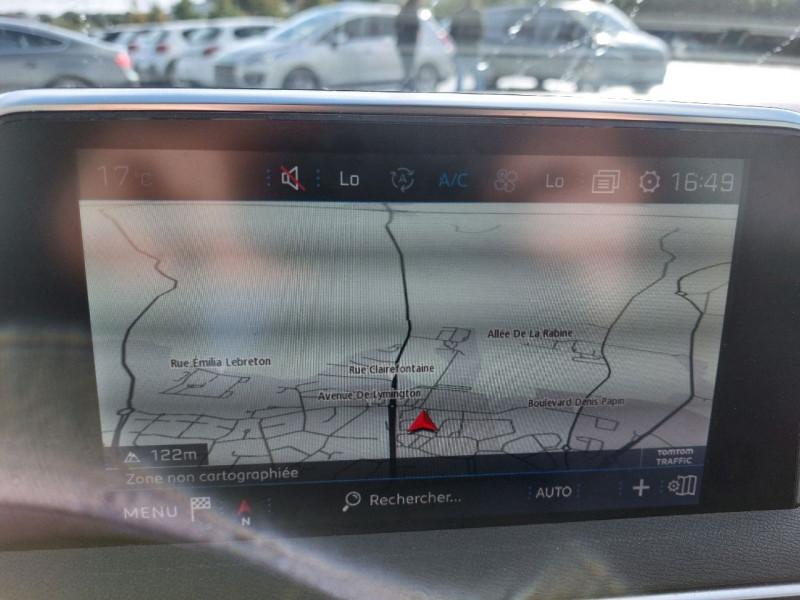 Photo 12 de l'offre de PEUGEOT 3008 1.5 BLUEHDI 130CH E6.C ACTIVE S&S à 20990€ chez Carlyss automobiles Vitré