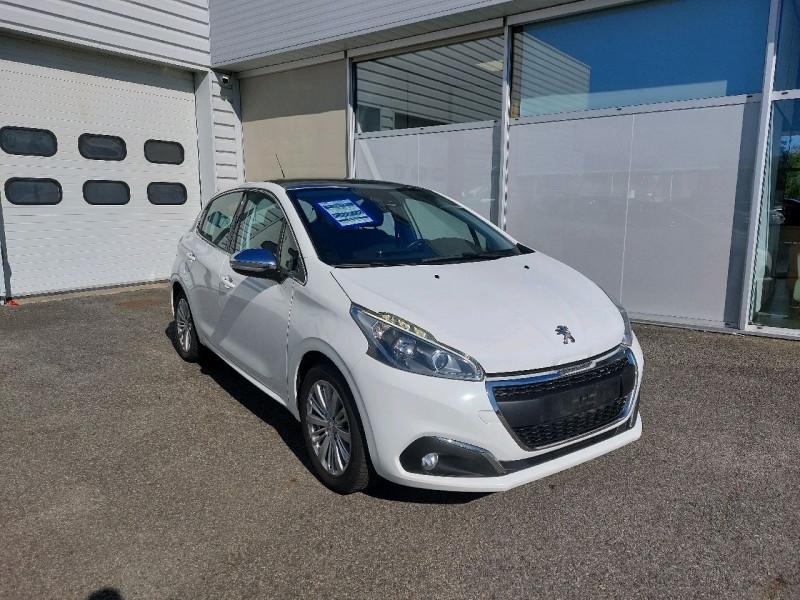 Photo 1 de l'offre de PEUGEOT 208 1.6 BLUEHDI 120CH ALLURE S&S 5P à 13990€ chez Carlyss automobiles Vitré