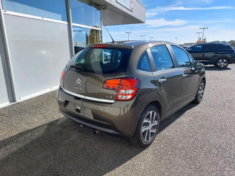 Photo 3 de l'offre de CITROEN C3 1.6 E-HDI90 AIRDREAM COLLECTION à 8490€ chez Carlyss automobiles Vitré
