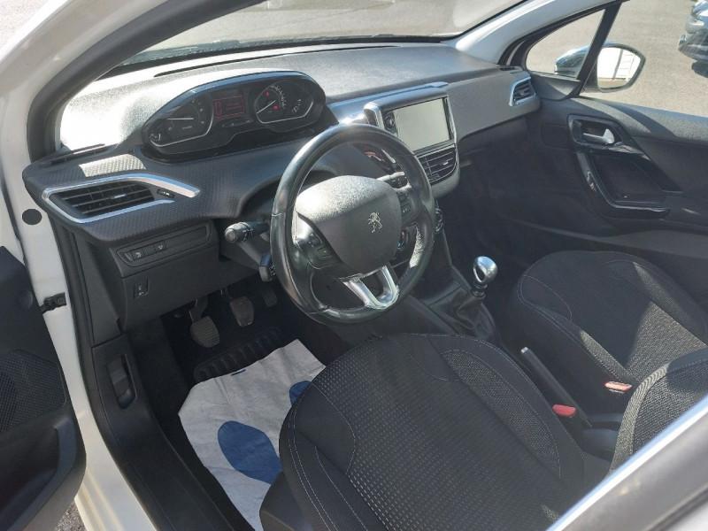 Photo 6 de l'offre de PEUGEOT 208 1.6 BLUEHDI 120CH ALLURE S&S 5P à 13990€ chez Carlyss automobiles Vitré