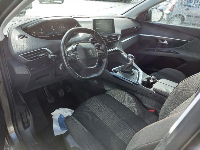 Photo 7 de l'offre de PEUGEOT 3008 1.5 BLUEHDI 130CH E6.C ACTIVE S&S à 20990€ chez Carlyss automobiles Vitré