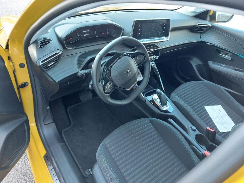 Photo 9 de l'offre de PEUGEOT 208 1.2 PURETECH 100CH S&S STYLE EAT8 à 21990€ chez Carlyss automobiles Vitré