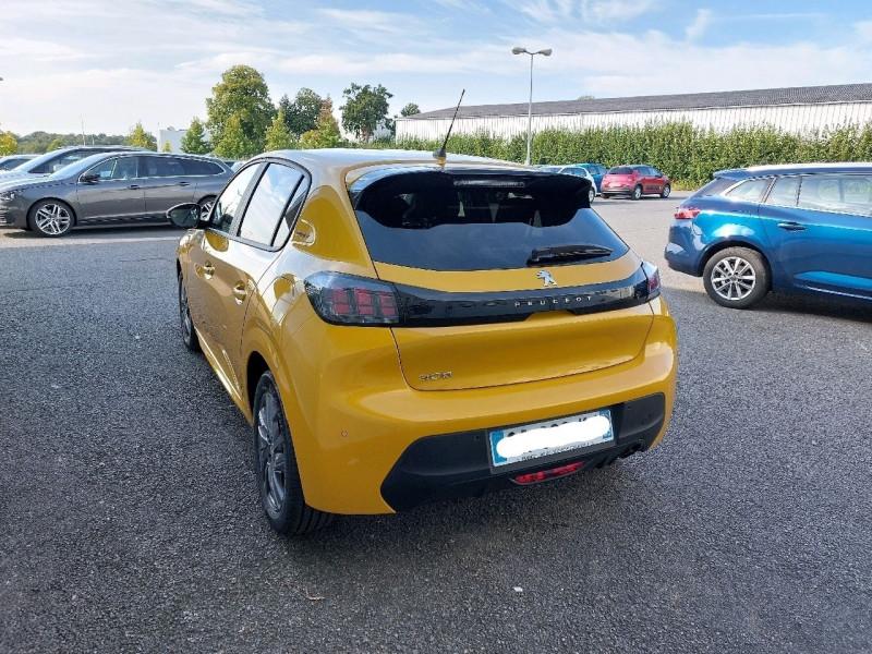 Photo 4 de l'offre de PEUGEOT 208 1.2 PURETECH 100CH S&S STYLE EAT8 à 21990€ chez Carlyss automobiles Vitré