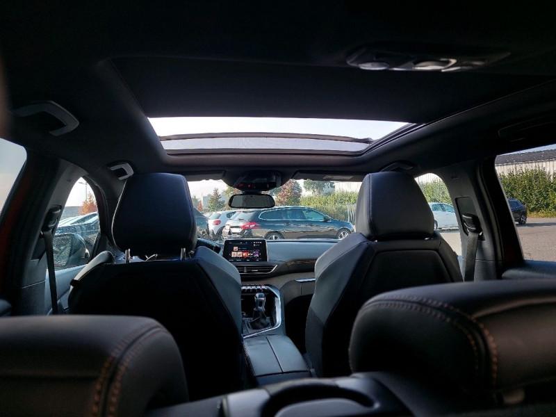 Photo 8 de l'offre de PEUGEOT 3008 2.0 BLUEHDI 150CH GT LINE S&S à 22790€ chez Carlyss automobiles Vitré