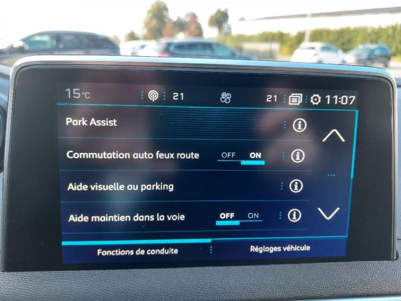 Photo 20 de l'offre de PEUGEOT 3008 2.0 BLUEHDI 150CH GT LINE S&S à 22790€ chez Carlyss automobiles Vitré