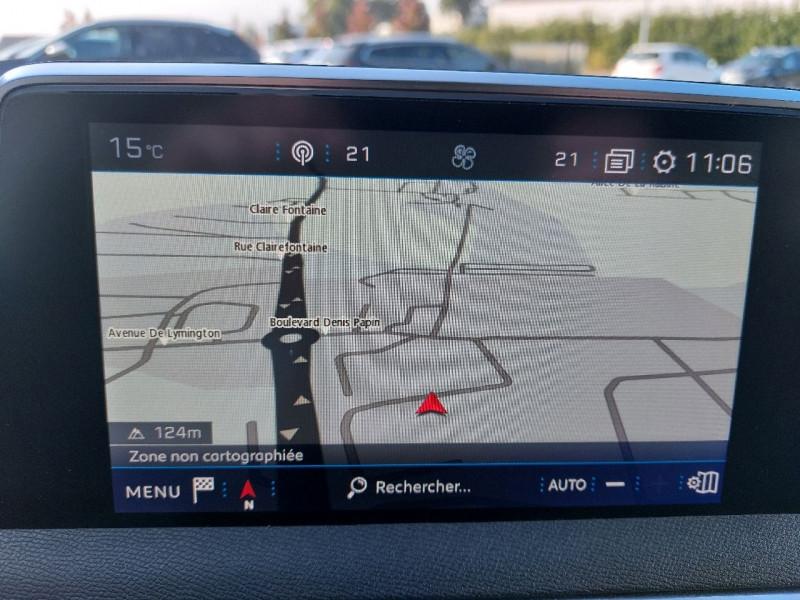 Photo 17 de l'offre de PEUGEOT 3008 2.0 BLUEHDI 150CH GT LINE S&S à 22790€ chez Carlyss automobiles Vitré