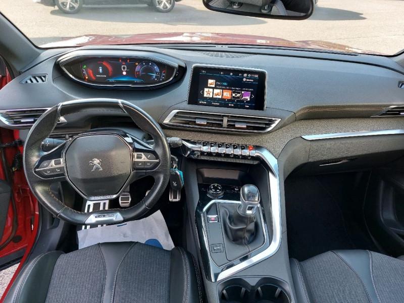 Photo 13 de l'offre de PEUGEOT 3008 2.0 BLUEHDI 150CH GT LINE S&S à 22790€ chez Carlyss automobiles Vitré
