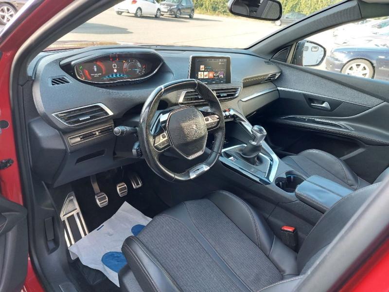 Photo 9 de l'offre de PEUGEOT 3008 2.0 BLUEHDI 150CH GT LINE S&S à 22790€ chez Carlyss automobiles Vitré