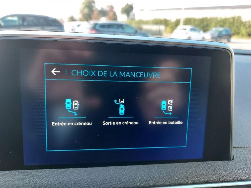 Photo 21 de l'offre de PEUGEOT 3008 2.0 BLUEHDI 150CH GT LINE S&S à 22790€ chez Carlyss automobiles Vitré