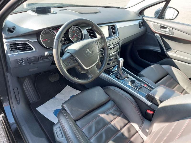 Photo 8 de l'offre de PEUGEOT 508 2.0 BLUEHDI 180CH FAP GT EAT6 à 16990€ chez Carlyss automobiles Vitré