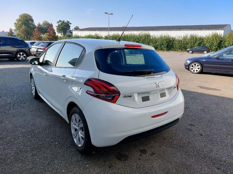 Photo 4 de l'offre de PEUGEOT 208 AFFAIRE 1.6 BLUEHDI 100CH PACK CLIM NAV 5P à 8290€ chez Carlyss automobiles Vitré