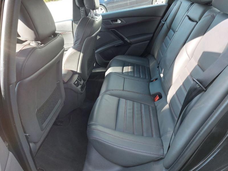 Photo 9 de l'offre de PEUGEOT 508 2.0 BLUEHDI 180CH FAP GT EAT6 à 16990€ chez Carlyss automobiles Vitré