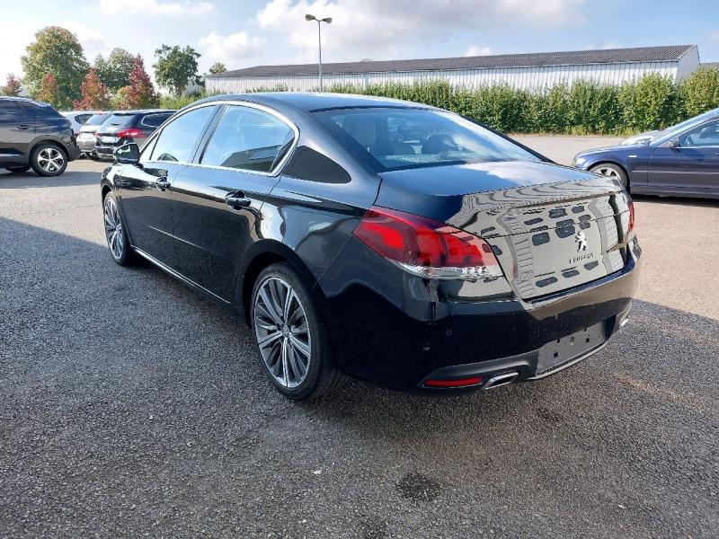 Photo 4 de l'offre de PEUGEOT 508 2.0 BLUEHDI 180CH FAP GT EAT6 à 16990€ chez Carlyss automobiles Vitré