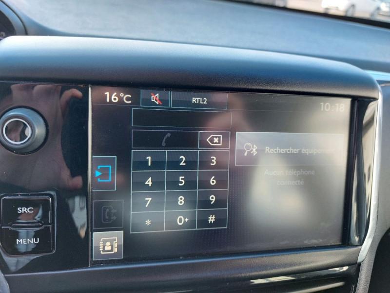 Photo 9 de l'offre de PEUGEOT 208 AFFAIRE 1.6 BLUEHDI 100CH PACK CLIM NAV 5P à 8290€ chez Carlyss automobiles Vitré