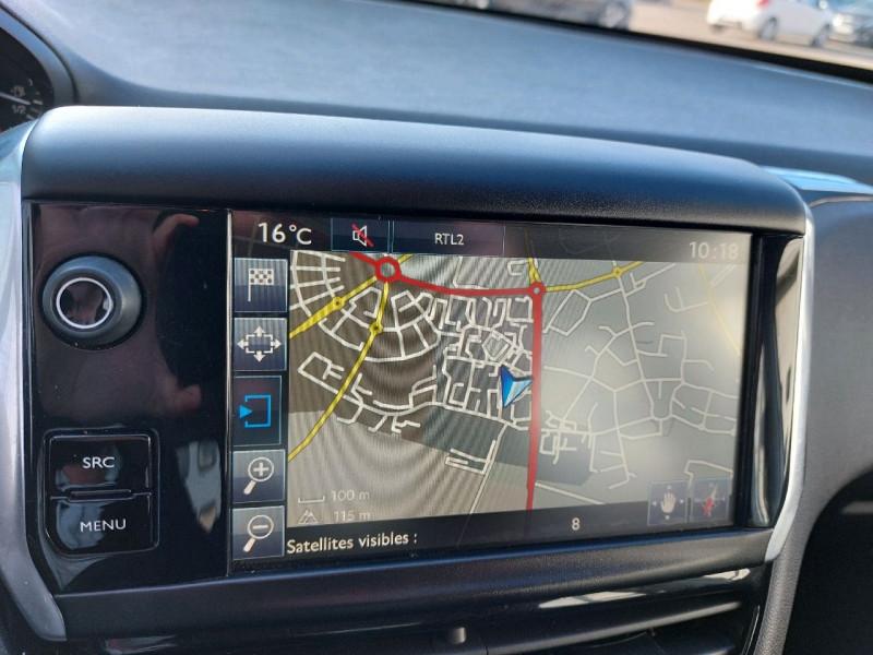 Photo 8 de l'offre de PEUGEOT 208 AFFAIRE 1.6 BLUEHDI 100CH PACK CLIM NAV 5P à 8290€ chez Carlyss automobiles Vitré