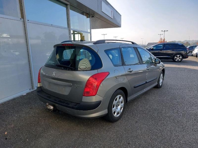 Photo 3 de l'offre de PEUGEOT 308 SW 1.6 E-HDI115 FAP ACCESS à 6490€ chez Carlyss automobiles Vitré