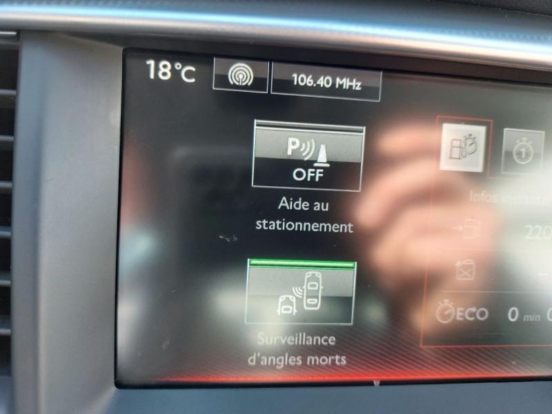 Photo 19 de l'offre de PEUGEOT 508 2.0 BLUEHDI 180CH FAP GT EAT6 à 16990€ chez Carlyss automobiles Vitré