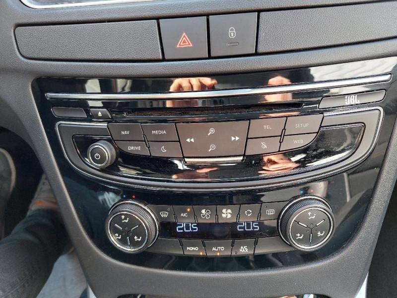 Photo 14 de l'offre de PEUGEOT 508 2.0 BLUEHDI 180CH FAP GT EAT6 à 16990€ chez Carlyss automobiles Vitré