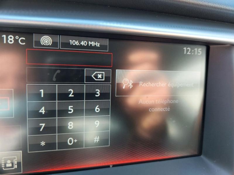 Photo 20 de l'offre de PEUGEOT 508 2.0 BLUEHDI 180CH FAP GT EAT6 à 16990€ chez Carlyss automobiles Vitré