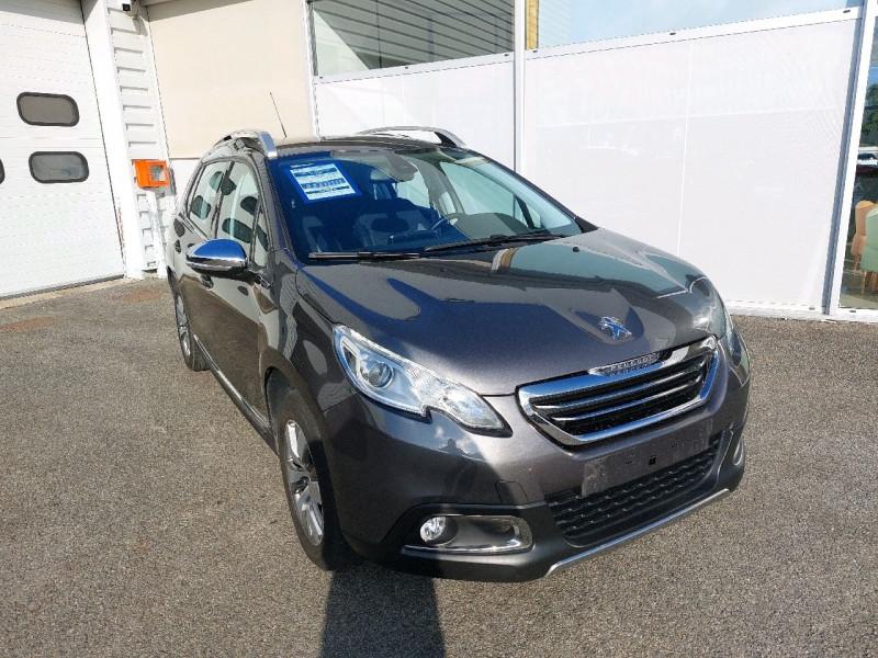 Photo 1 de l'offre de PEUGEOT 2008 1.6 E-HDI115 FAP ALLURE à 10990€ chez Carlyss automobiles Vitré