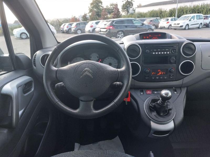 Photo 5 de l'offre de CITROEN BERLINGO BLUEHDI 120CH XTR S&S à 16790€ chez Carlyss automobiles Vitré