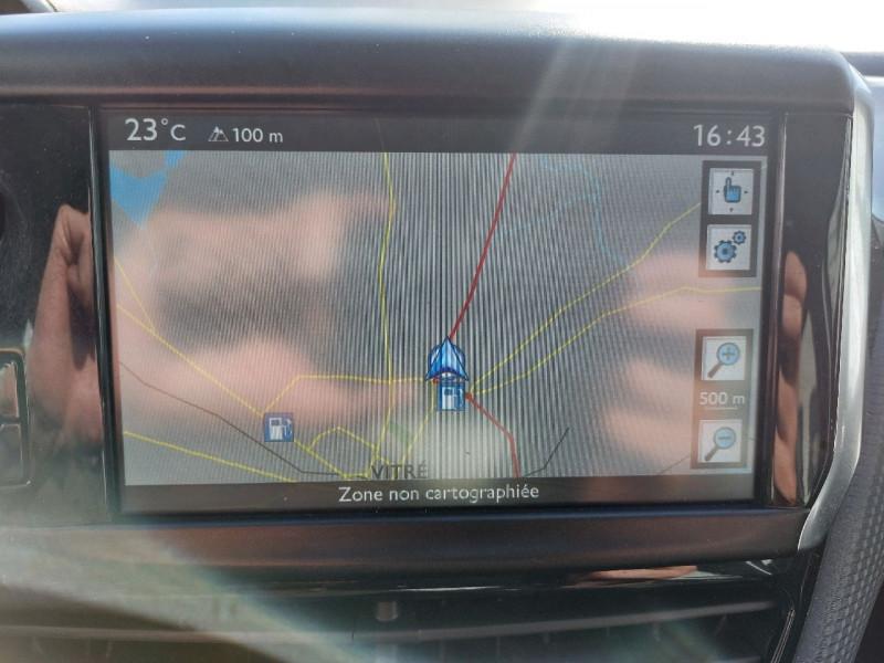 Photo 18 de l'offre de PEUGEOT 2008 1.6 E-HDI115 FAP ALLURE à 10990€ chez Carlyss automobiles Vitré