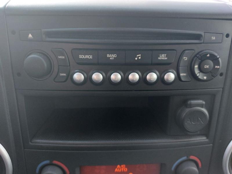 Photo 14 de l'offre de CITROEN BERLINGO BLUEHDI 120CH XTR S&S à 16790€ chez Carlyss automobiles Vitré