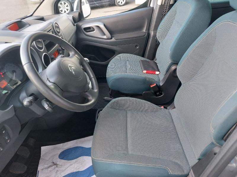 Photo 6 de l'offre de CITROEN BERLINGO BLUEHDI 120CH XTR S&S à 16790€ chez Carlyss automobiles Vitré