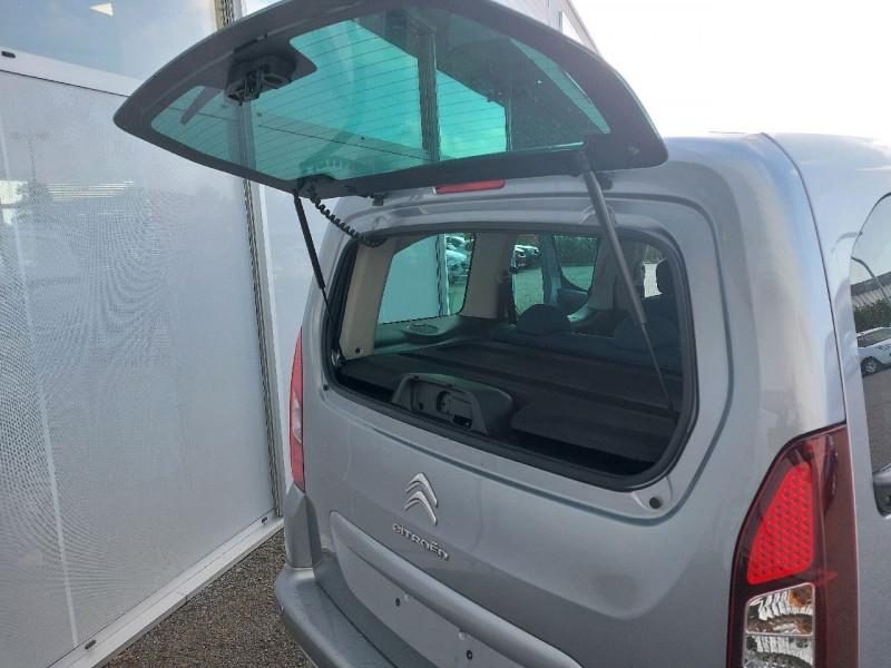 Photo 8 de l'offre de CITROEN BERLINGO BLUEHDI 120CH XTR S&S à 16790€ chez Carlyss automobiles Vitré
