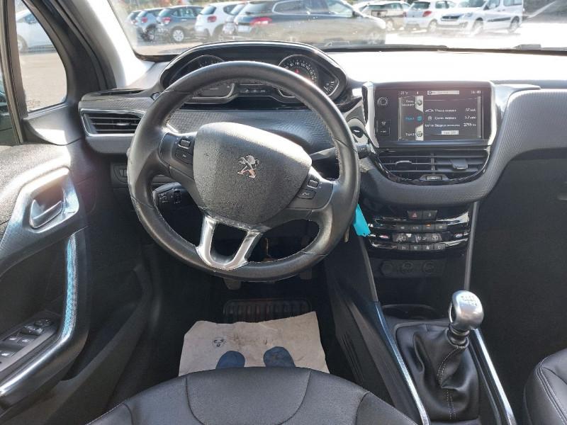 Photo 6 de l'offre de PEUGEOT 2008 1.6 E-HDI115 FAP ALLURE à 10990€ chez Carlyss automobiles Vitré
