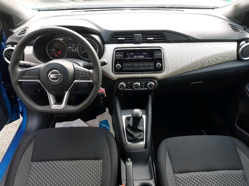 Photo 6 de l'offre de NISSAN MICRA 1.0 71CH VISIA PACK à 9790€ chez Carlyss automobiles Vitré