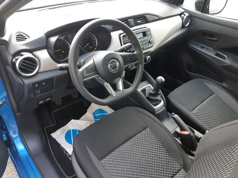 Photo 4 de l'offre de NISSAN MICRA 1.0 71CH VISIA PACK à 9790€ chez Carlyss automobiles Vitré